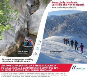 (Italiano) Campagna promozionale delle Madonie su TRENITALIA